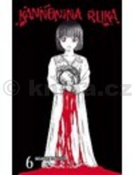 Masakazu Yamaguchi: Kannonina ruka 6 cena od 185 Kč