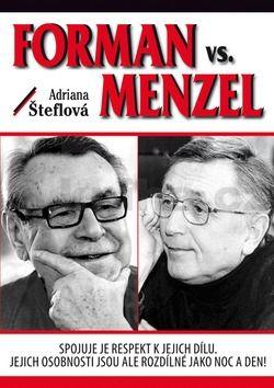 Šteflová Adriana: Forman vs. Menzel cena od 167 Kč