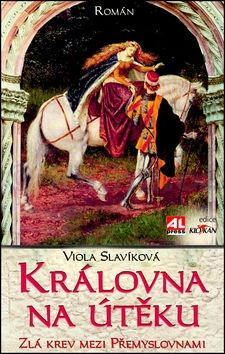 Slavíková Viola: Královna na útěku cena od 95 Kč