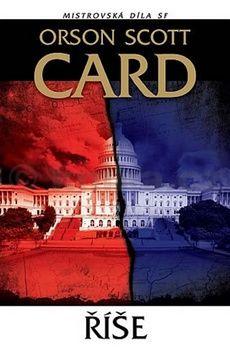 Orson Scott Card: Říše cena od 180 Kč