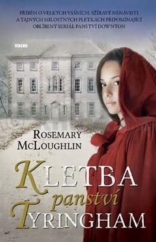 McLoughlin Rosemary: Kletba panství Tyringham cena od 186 Kč