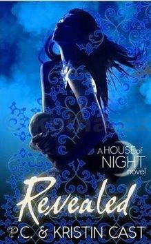 P.C. Cast, Kristin Cast: Revealed House of Night 10 cena od 47 Kč