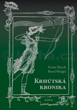 Ervín Hrych, Pavel Weigel: Krhútská kronika cena od 166 Kč
