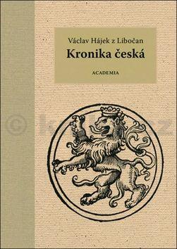 Václav Hájek: Kronika česká cena od 943 Kč