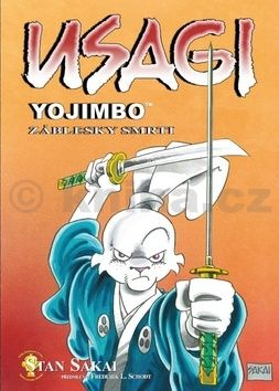 Stan Sakai: Usagi Yojimbo 20: Záblesky smrti cena od 152 Kč