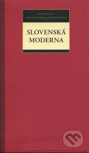Slovenská moderna cena od 217 Kč