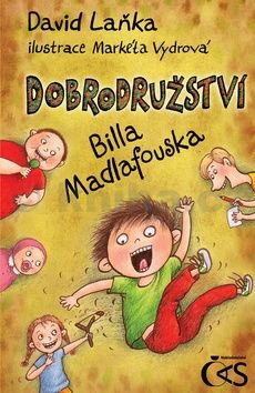 David Laňka: Dobrodružství Billa Madlafouska (E-KNIHA) cena od 155 Kč