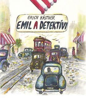 Erich Kästner, Walter Trier: Emil a detektívi cena od 229 Kč