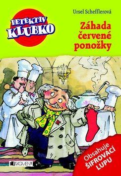 Schefflerová Ursel: Detektiv Klubko - Záhada červené ponožky cena od 117 Kč