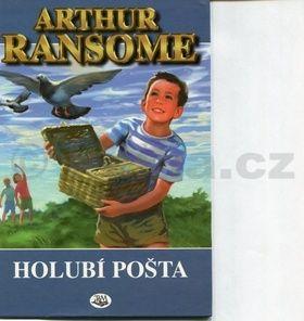 Arthur Ransome: Holubí pošta cena od 164 Kč