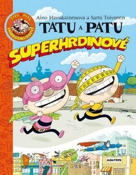 Sami Toivonen, Aino Havukainen: Tatu a Patu superhrdinové cena od 33 Kč