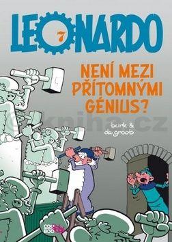 Bob de Groot, Turk: Leonardo 7 - Není mezi přítomnými génius? cena od 105 Kč