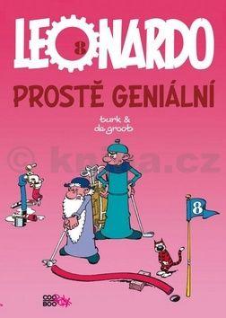 Bob de Groot, Turk: Leonardo 8 - Prostě geniální cena od 111 Kč
