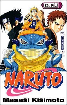 Masaši Kišimoto: Naruto 13 - Rozulzlení cena od 128 Kč
