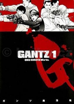 Hiroja Oku: Gantz 1 cena od 134 Kč