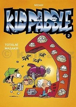 Midam: Kid Paddle 2 - Totální masakr cena od 100 Kč