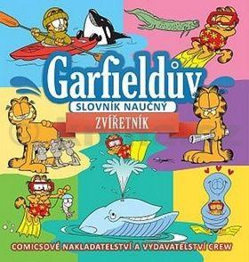 Jim Davis: Garfieldův slovník naučný 2 - Zvířetník cena od 167 Kč