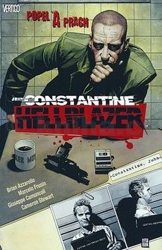 Brian Azzarello: John Constantine, Hellblazer: Popel a prach cena od 223 Kč