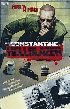 Brian Azzarello, Kolektiv: Hellblazer - Popel a prach cena od 218 Kč