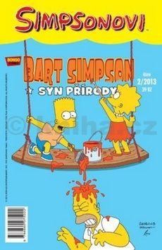 Matt Groening: Bart Simpson 2013/02: Syn přírody cena od 34 Kč