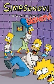 Matt Groening: Simpsonovi - Komiksové šílenství cena od 200 Kč