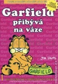 Jim Davis: Garfield přibývá na váze cena od 65 Kč