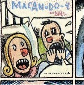 Ricardo Siri Liniers: Macanudo 04 cena od 175 Kč