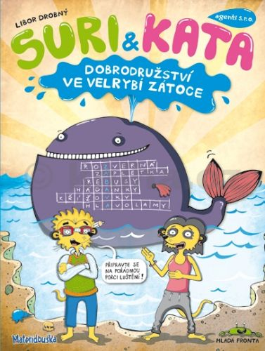 Libor Drobný: Suri & Kata, agenti s. r. o. cena od 124 Kč