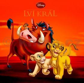 Disney Walt: Lví Král cena od 241 Kč