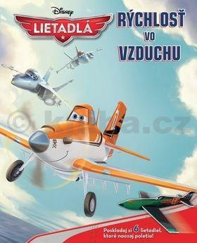 Walt Disney: Lietadlá Rýchlosť vo vzduchu cena od 286 Kč