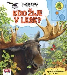 Kdo žije v lese? cena od 224 Kč