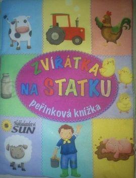 Peřinková knížka - Zvířátka na statku cena od 79 Kč