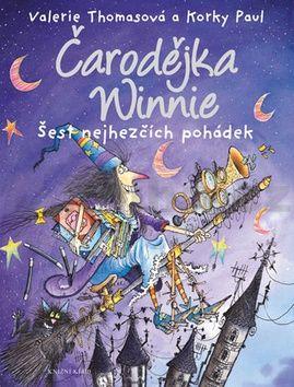 Valerie Thomas: Čarodějka Winnie - šest nejhezčích pohádek cena od 239 Kč