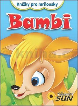 Grez Marcela: Knížky pro mrňousky - Bambi cena od 60 Kč