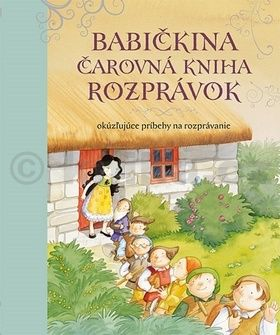 Babičkina čarovná kniha rozprávok cena od 286 Kč