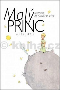Antoine de Saint-Exupéry: Malý princ cena od 87 Kč