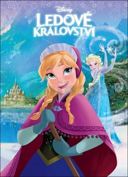 Walt Disney: Ledové království cena od 103 Kč