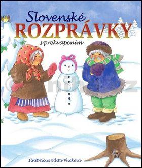 Slovenské rozprávky s prekvapením cena od 192 Kč