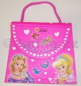 Pohádky z kabelky růžové cena od 0 Kč