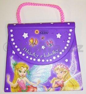 Pohádky z kabelky fialová cena od 118 Kč