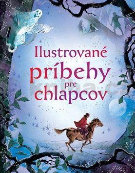 Ilustrované príbehy pre chlapcov cena od 279 Kč
