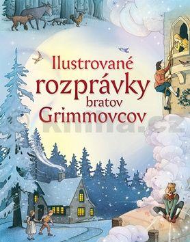 Ilustrované rozprávky bratov Grimmovcov cena od 285 Kč