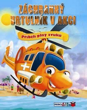 Záchranný vrtulník v akci cena od 24 Kč