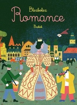 Blexbolex, Patrick Doan: Romance cena od 224 Kč
