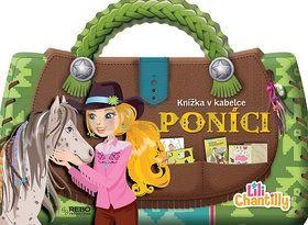 Knížka v kabelce Poníci cena od 215 Kč