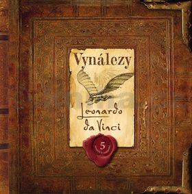 Leonardo Da Vinci: Vynálezy + 5 modelů cena od 249 Kč