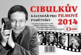 Aleš Cibulka: Cibulkův kalendář pro filmové pamětníky 2014 cena od 33 Kč