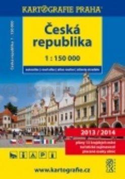 Česká republika 2013/2014 cena od 269 Kč