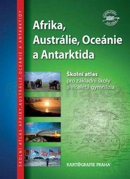 Afrika, Austrálie, Oceánie a Antarktida cena od 69 Kč