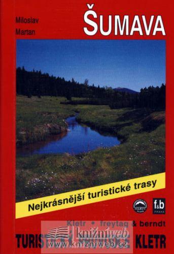 Kletr: Šumava - turistický průvodce cena od 176 Kč